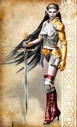 Эльфийское имя для воина